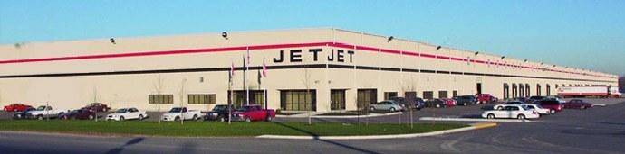 Завод и производство станков Jet